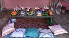La alfombra y unos cómodos cojines se convierten en elementos básicos para…