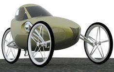A velomobile designed for America's roadways!