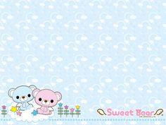 Kawaii memo paper - Sweet Bear