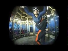Indoor Skydiving, Orlando, FL If you don't want to jump out of a perfectly good plane. This is a good alternative.