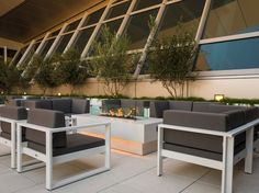 Star alliance lounge at LAX: Outdoor Airport Lounges Where You'll Enjoy the Wait - Condé Nast Traveler
