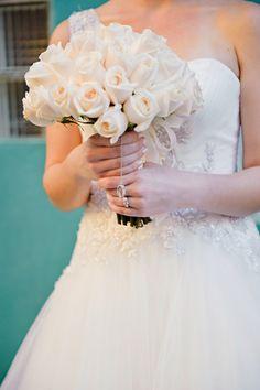 Timeless + Elegant Wedding in Puerto Rico - Belle The Magazine