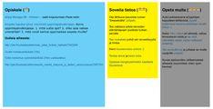 Yksilöllinen oppiminen eri oppiaineissa alakoulussa – käytännön esimerkkejä ja konkretiaa | Matematiikan opetuksen tulevaisuus Flipped Classroom, Chart, Teaching, Education, School, Learning, Training, Onderwijs