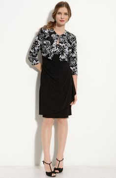 Alex Evenings Sequin Jersey Sheath Dress With Bolero in Black (black/ white) English Dress, Alex Evenings, Dresses For Work, Formal Dresses, Black Sequins, Nordstrom Dresses, Occasion Dresses, Skirt Fashion, Bridal Style