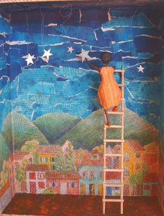 """Sowing dreams and stars"" by Marcella Ferreira"