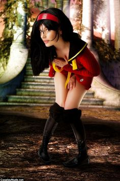 Yukiko Amagi cosplay
