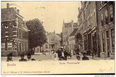 Zwolle : Oude Vischmarkt
