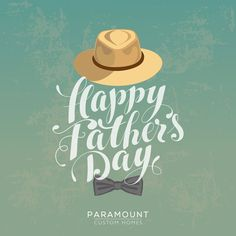 Wishing all the Father's happiness and a very special day! Happy Father's Day!