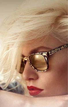 Aline Weber Jimmy Choo sunglasses