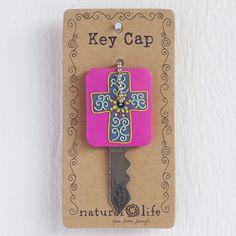 Cross Key Cap