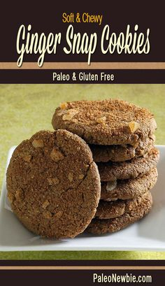 Softer and chewier than traditional ginger snaps, with a deep molasses flavor. Easy recipe…the perfect treat for the holidays or any cool fall day!