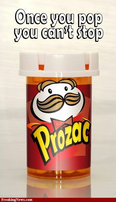 Prozac Pringles - I need to get me some of these :DDDD