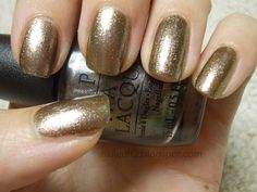 OPI The World Is Not Enough nail polish Skyfall collection