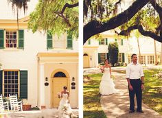 The Ribault Club Wedding Jacksonville Photography Shoot FL Destination