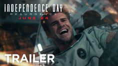 Independence Day: Resurgence | Official Trailer 2 [HD] | 20th Century FOX | We always knew they were coming back. After INDEPENDENCE DAY redefined the event movie genre, the next epic chapter delivers global spectacle on an unimaginable scale. Using recovered alien technology, the nations of Earth have collaborated on an immense defense program to protect the planet.... | http://masalamoviez.com/independence-day/