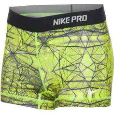 $69.88 awesome Nike Lady Pro Core II 2.5 Inch Printed Compression Shorts [M] Medium