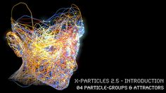 X-Particles Introduction - 03 Move-Over-Surface & Turbulence on Vimeo Cinema 4d Tutorial, 3d Tutorial, Move Over, Shadow King, Workshop, After Effect Tutorial, Maxon Cinema 4d, Weird Creatures, Photoshop Design