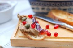 It is not that hard to make a tasty chicken or turkey liver pate which will be similar to the famous foie gras pate (goose liver pate). I can't say that I have achieved the same taste while using…