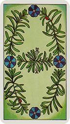 Herbal Tarot at TarotAdvice