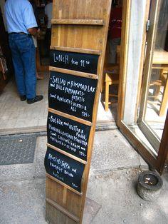 blackboard design  via clydeoak.com