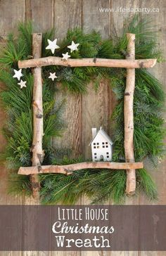 1000+ ideas about Rustic Christmas Crafts on Pinterest ...