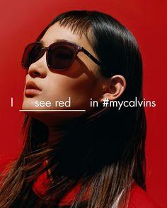 Calvin Klein Platinum 2016 Spring / Summer Campaign