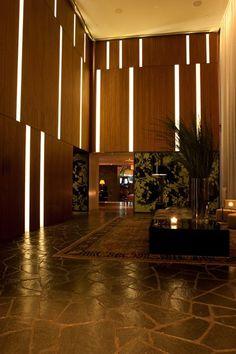 lobby lighting   Hotel Lobby Lighting   Commercial Interior Design