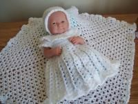 14 in new born baby doll...free pattern