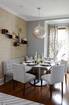 70 Genius Small Dining Room Design Ideas