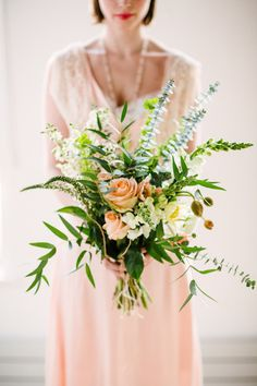 Southwestern Inspired Styled Shoot from Christina Bernales Photography