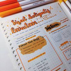 School Organization Notes, Study Organization, School Notes, Bullet Journal Weekly Layout, Bullet Journal Notebook, Study Inspiration, Journal Inspiration, Stationary School, Study Journal
