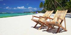 Is this your idea of a Vacation? Relax in Boracay, a small island in the Philippines. Boracay Philippines, Philippines Beaches, Hawaii Destinations, Disney Destinations, Philippine Holidays, Boracay Island, Sit Back And Relax, The Province, Small Island