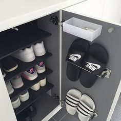 Shoes [Pics] 15 Simple Japanese Home Organization Ideas to Inspire You
