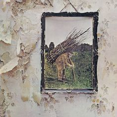 Led Zeppelins 4th album was actually untitled. Most notably known as Led Zeppelin IV, it has gone 23X platinum and is one of greatest selling albums of all time. Includes Stairway to Heaven  and When the Levee Breaks, which,  in my opinion, has the greatest drum track ever recorded.
