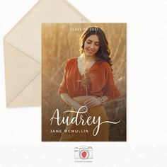 Get access to our entire template library – Strawberry Kit Graduation Announcement Template, Graduation Templates, Senior Graduation Invitations, Senior Announcements, Note Card Template, Photography Templates, Photography Marketing, Autumn Photography, Hard Work