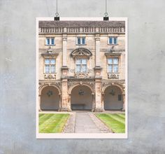 Cambridge print Pepys Library Magdalene College traditional by Eyeshoot Photograph. available of Etsy