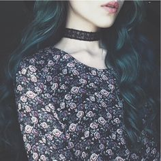 """""""Loving this lace chocker from Regal Rose"""""""