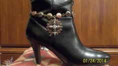 Boot Bangles  Boot Accessories by BeDazzledShop on Etsy, $24.00