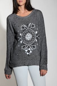 Obey clothing sweater.