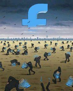 facebook asociaal gedrag