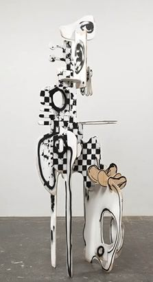 aaron curry contemporary sculpture
