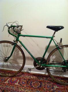 Vintage Schwinn 10 speed