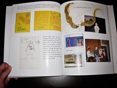 Scan your old scrapbooks and turn them into a bound book. This site shows lots of pages from the book and examples of what she scanned. I want to do this so badly for all my scrapbooks. #Scrapbook #Scan #Photos