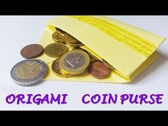 Paper Wallet using A4 sheet - (Very easy to make) - DIY Origami Tutorial by Paper Folds ❤️ - YouTube