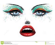makeup carnival - Szukaj w Google
