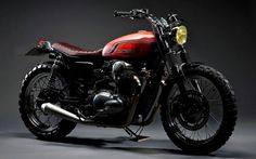 ϟ Hell Kustom ϟ: Kawasaki By 2 Loud Custom Shop Custom Motorcycles, Custom Bikes, Scrambler, Scooters, Cafe Racer Moto, Kawasaki Motorcycles, Old Bikes, Dirt Bikes, Speed Bike
