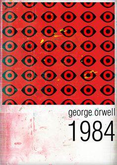 Alegorik bir politik romandır. Hikayesi distopik bir dünyada geçer. Distopya romanlarının ünlülerindendir. Özellikle kitapta tanımlanan Big Brother (Büyük Birader) kavramı günümüzde de sıklıkla kullanılmaktadır.