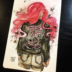 Like 919 times, 16 comments - Riverdale Fanart ( on Instag . Riverdale Cheryl, Riverdale Cw, Betty Cooper, Archie Comics Riverdale, Riverdale Characters, Fanart, Manga Drawing, Anime, Netflix