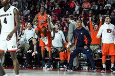Auburn Basketball 2018