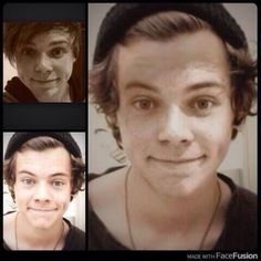 THEIR SEPERATED TWINS I SWEAR HARRY STYLES FROM 1D AND ASHTON IRWIN FROM 5SOS LOVE EM' BOTH